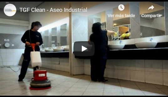 TGF Clean - Aseo Industrial