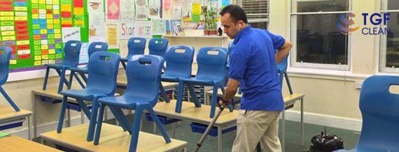 Empresa de Aseo para colegios - tgfclean