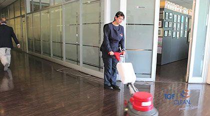 Limpieza de Oficina en Las Condes