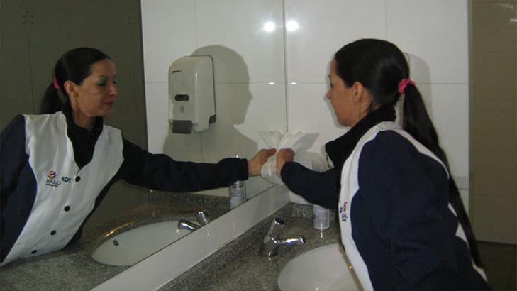 Desinfección y sanitización